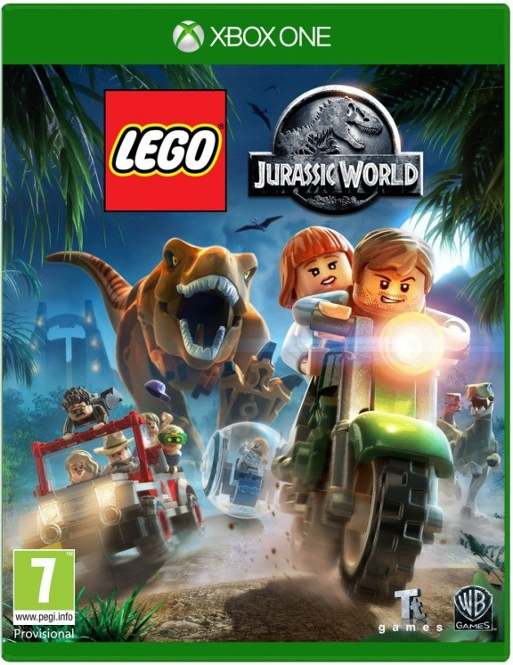 LEGO Мир Юрского Периода (Jurassic World) (Xbox One)