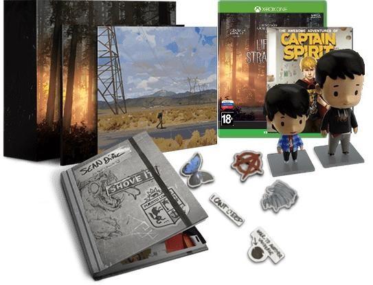 Life is Strange 2 Коллекционное издание (Collector's Edition) Русская версия (Xbox One)