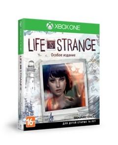 Life is Strange Особое издание (Special Edition) (Xbox One)