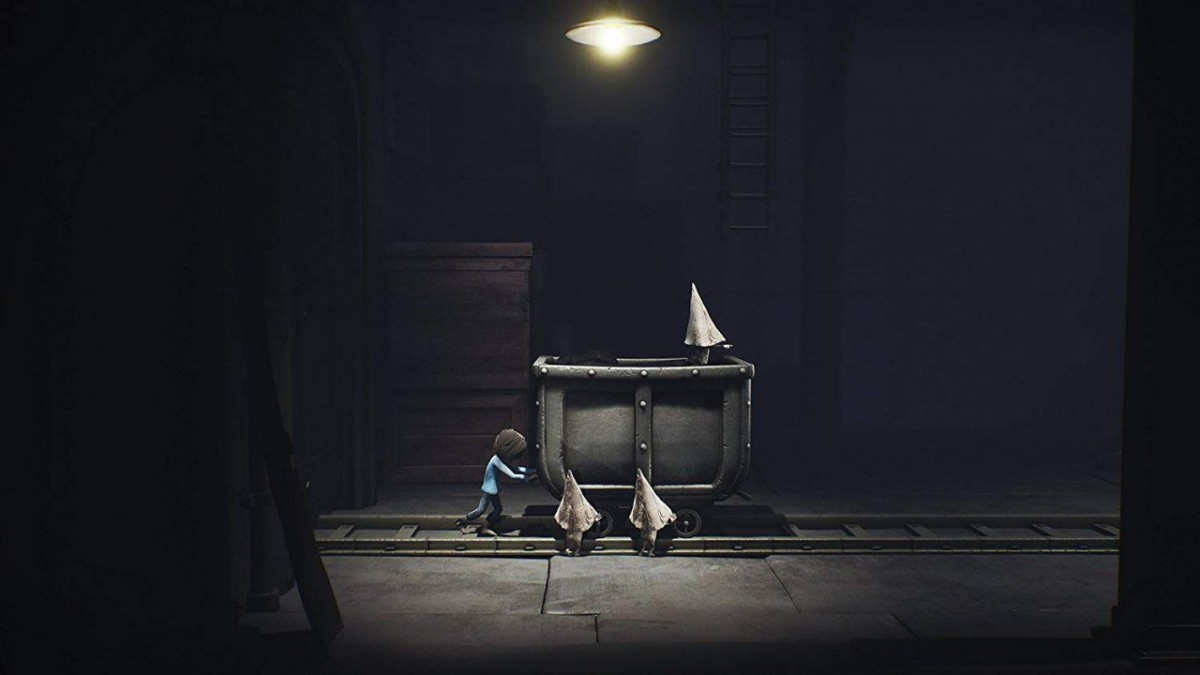 Little Nightmares Complete Edition Русская версия (Xbox One)