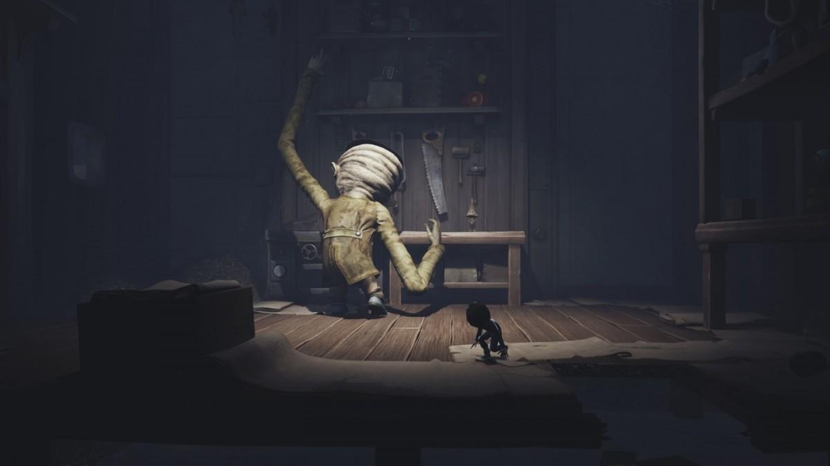 Little Nightmares Русская Версия (Switch)