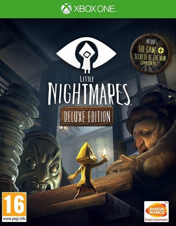 Little Nightmares: Deluxe Edition Русская версия (Xbox One)