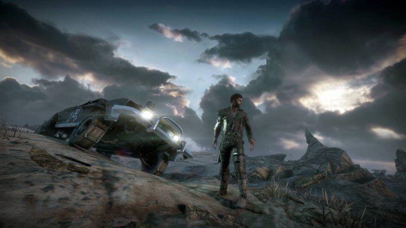 Mad Max Русская Версия (Xbox One)