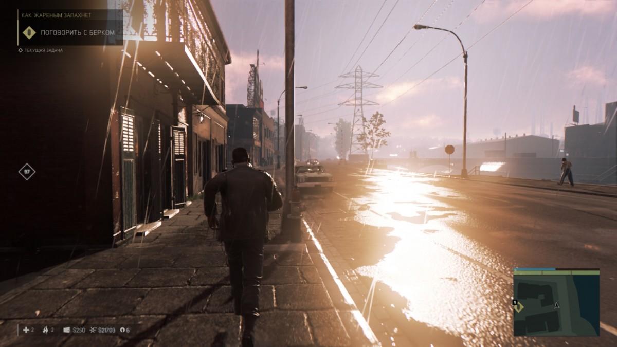 Mafia 3 (III) Deluxe Edition Русская версия (Xbox One)