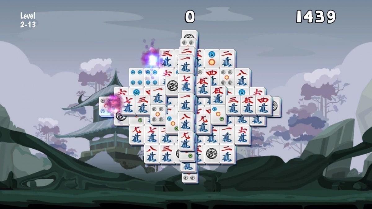 Mahjong Deluxe 3 (Switch)