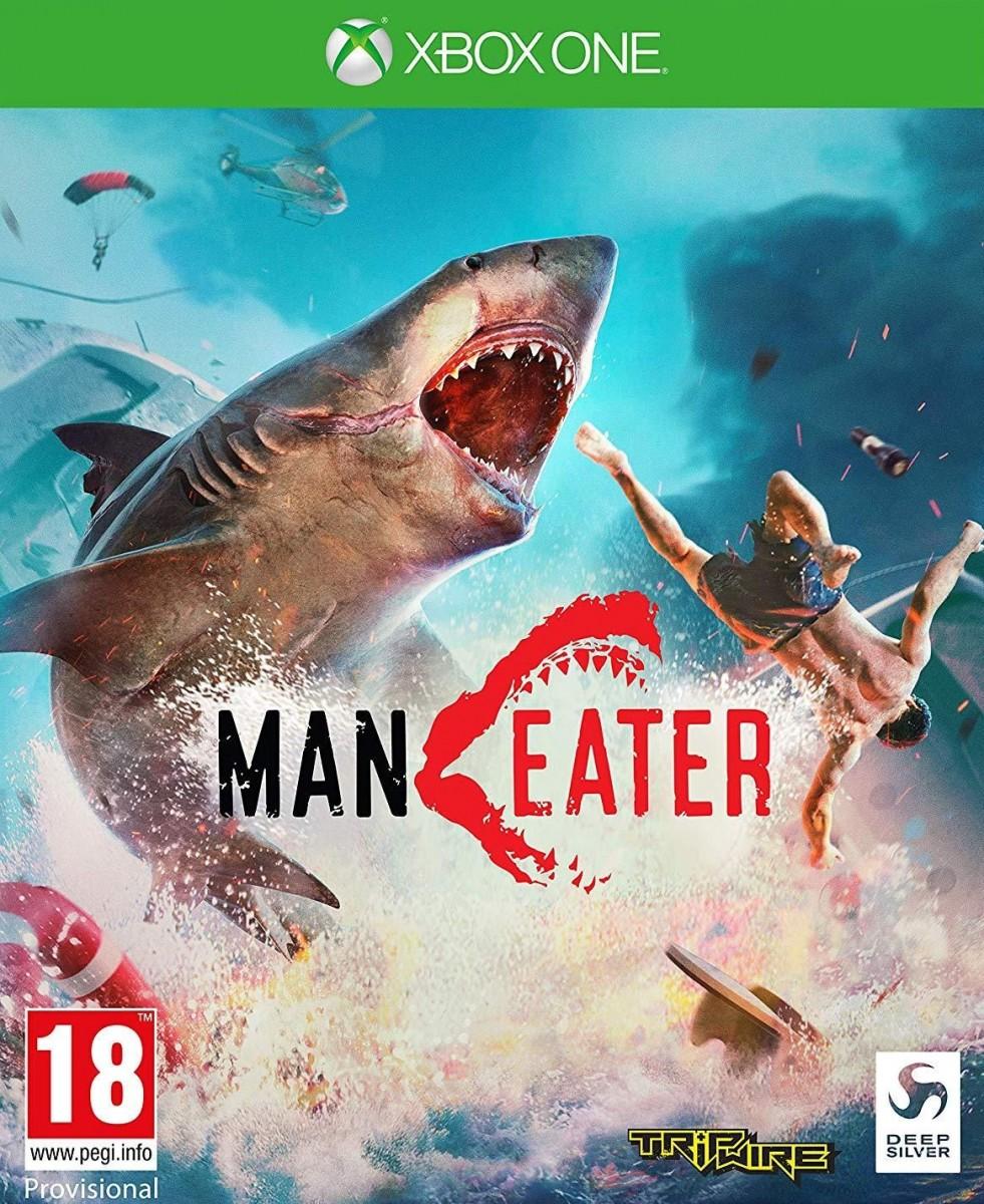 Maneater Русская Версия (Xbox One)