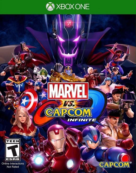 Marvel vs. Capcom Infinite Русская Версия (Xbox One)