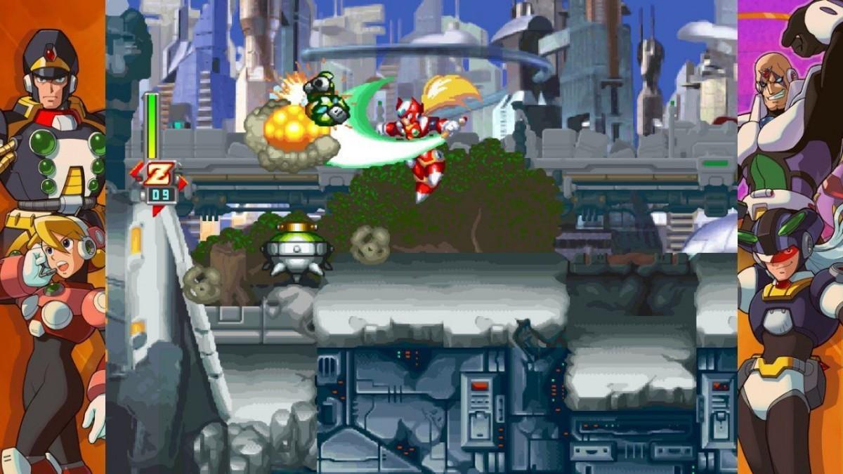 Mega Man X: Legacy Collection 1 + 2 Русская версия (Xbox One)