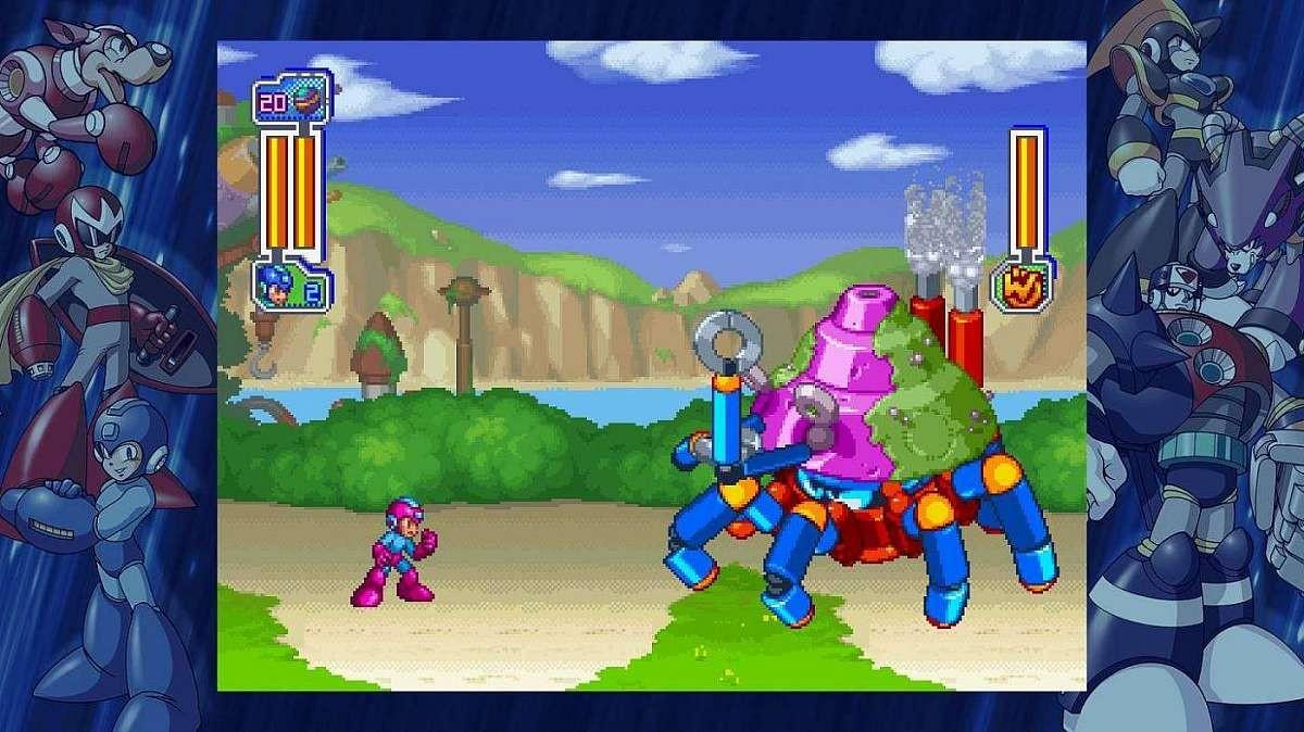Mega Man: Legacy Collection 2 (Xbox One)