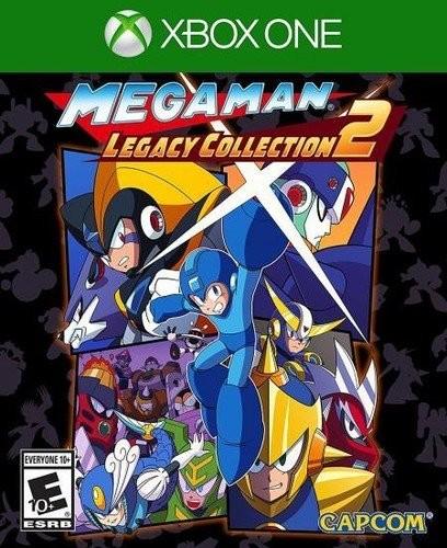 Mega Man: Legacy Collection 2 Русская версия (Xbox One)