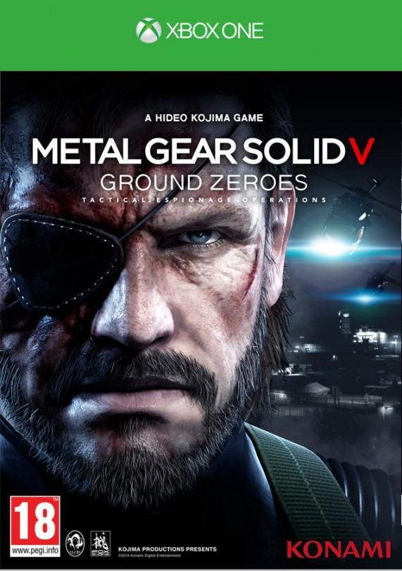 Metal Gear Solid 5 (V): Ground Zeroes Русская Версия (Xbox One)