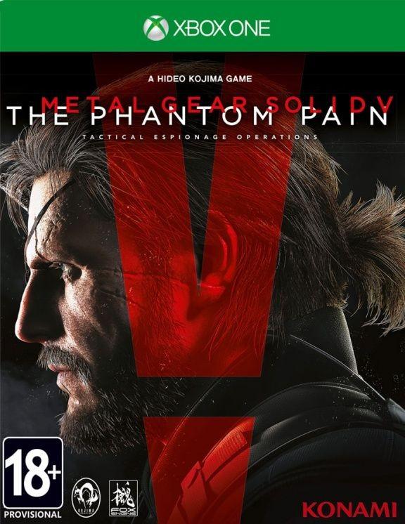 Metal Gear Solid 5 (V): The Phantom Pain (Фантомная боль) (Xbox One)