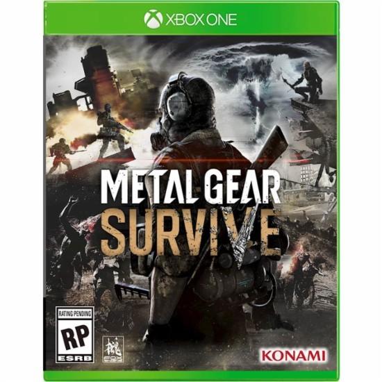 Metal Gear Survive Русская Версия (Xbox One)