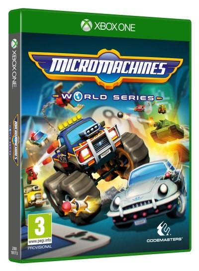 Micro Machines World Series (Xbox One)