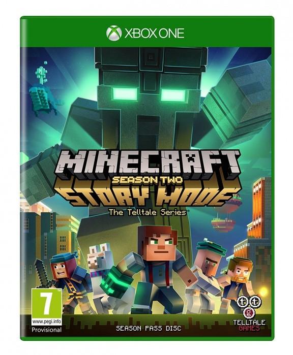 Minecraft: Story Mode Season 2 Русская версия (Xbox One)