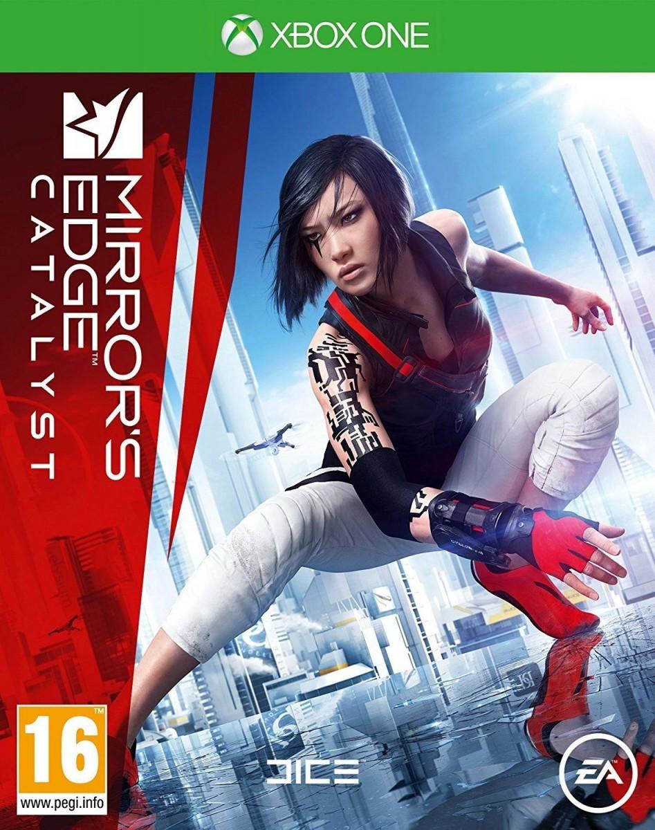 Mirror's Edge Catalyst Русская версия (Xbox One)