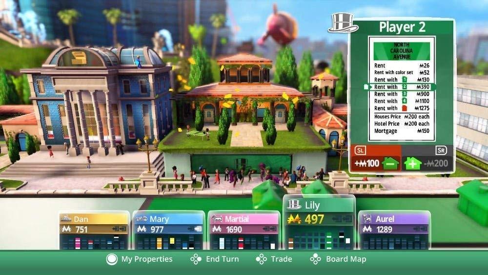 Monopoly Русская Версия (Switch)