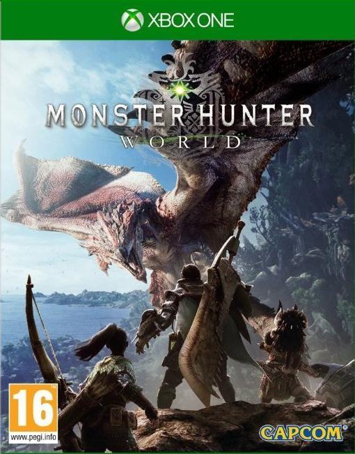 Monster Hunter: World Русская Версия (Xbox One)
