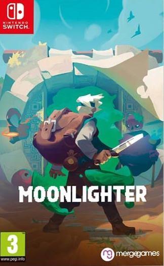 Moonlighter Русская версия (Switch)