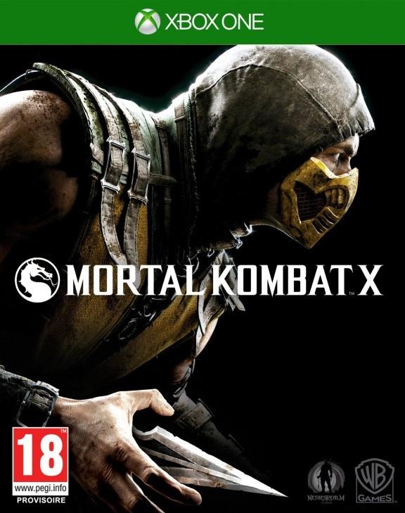 Mortal Kombat X Русская Версия (Xbox One)
