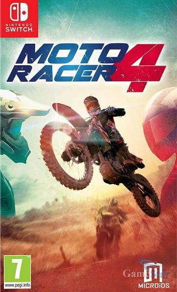 Moto Racer 4 (Switch)