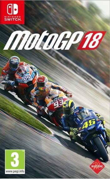 MotoGP 18 (Switch)