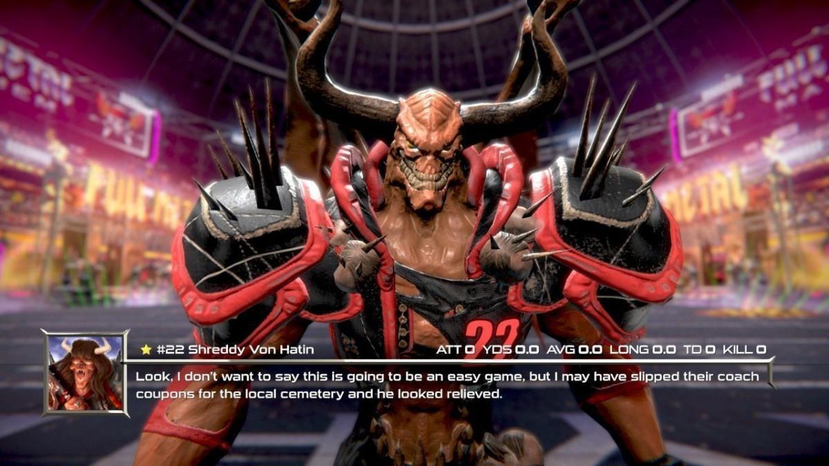Mutant Football League: Dynasty Edition (Switch)