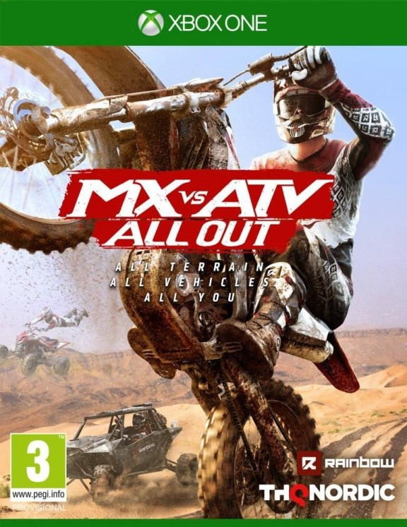 MX vs ATV: All Out (Xbox One)