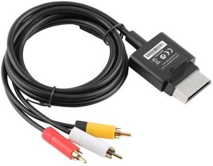 Композитный AV видео кабель (Composite Cable) для модели Slim (Xbox 360)