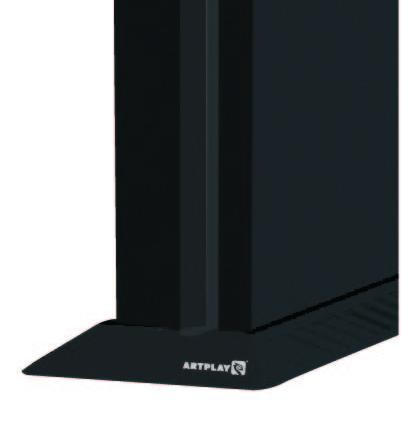 Подставка для вертикальной установки консоли ARTPLAYS (PS4 Slim)