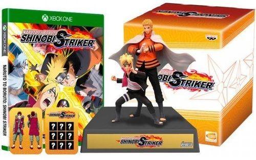 Naruto to Boruto: Shinobi Striker Collectors Edition Русская версия (Xbox One)