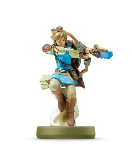 Amiibo: Интерактивная фигурка Линк Лучник (Link Archer) (The Legend of Zelda Collection)