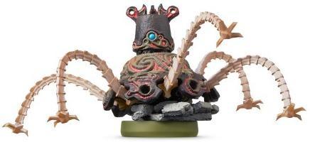 Amiibo: Интерактивная фигурка Страж (Guardian) (The Legend of Zelda Collection)