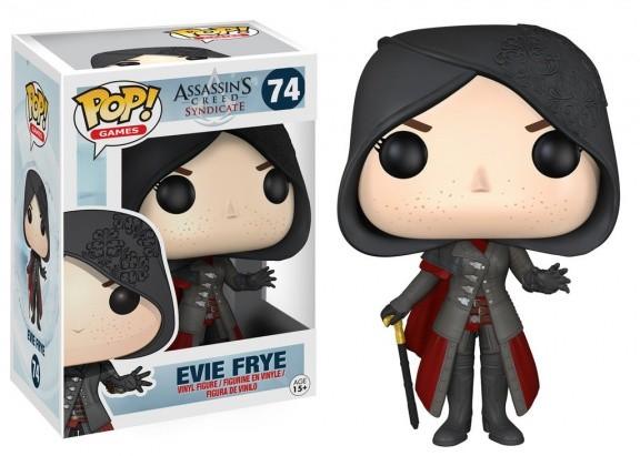 Фигурка Funko POP! Vinyl: Assassin's Creed: Evie Frye (7255)