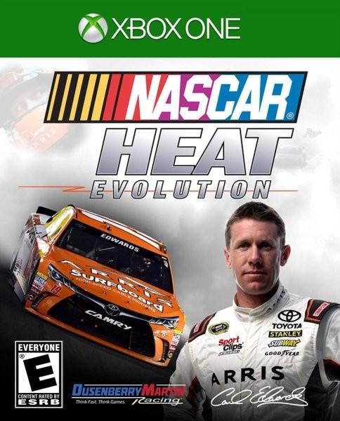 NASCAR Heat Evolution (Xbox One)