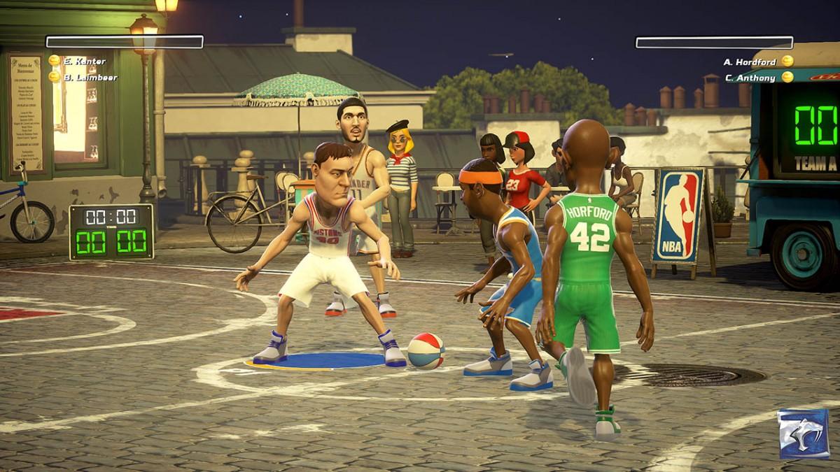 NBA 2K Playgrounds 2 (Switch)