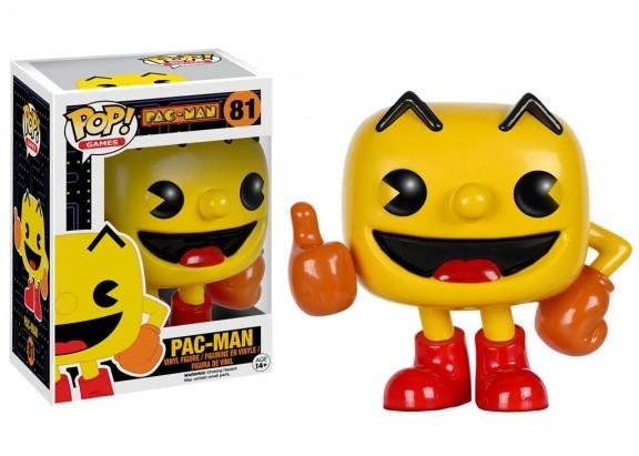 Фигурка Funko POP! Vinyl: Pac-Man: Pac-Man 7639