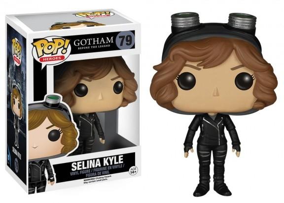 Фигурка Funko POP! Vinyl: Gotham: Selina Kyle 6250