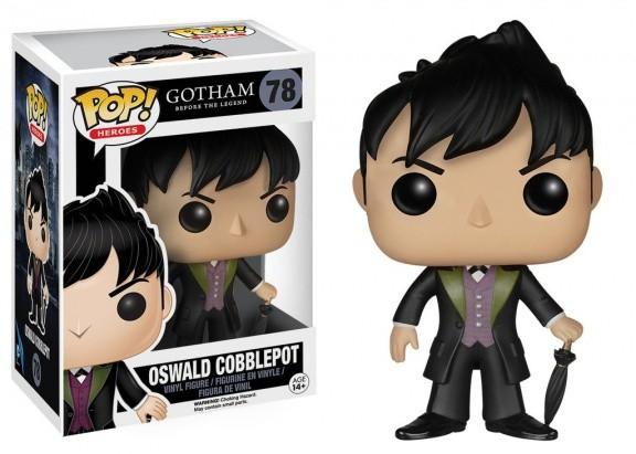 Фигурка Funko POP! Vinyl: Gotham: Oswald Cobblepot 6249
