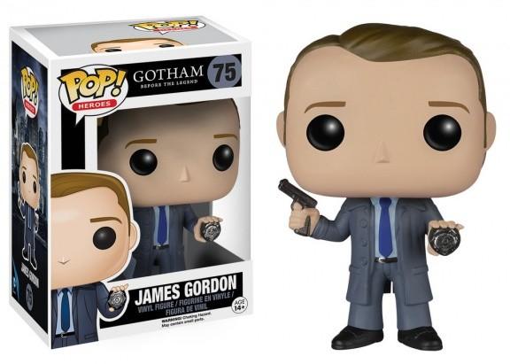 Фигурка Funko POP! Vinyl: Gotham: James Gordon 6248