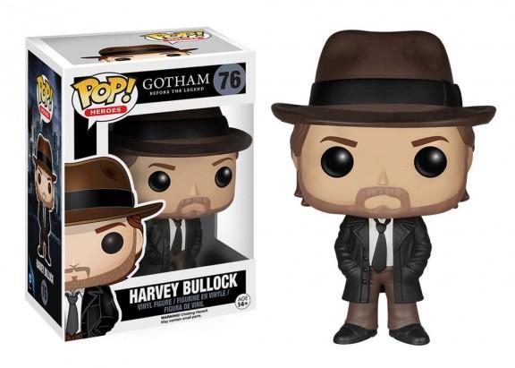 Фигурка Funko POP! Vinyl: Gotham: Harvey Bullock 6247
