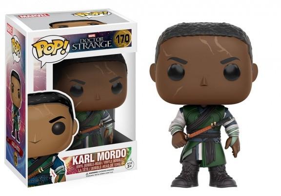 Фигурка POP! Bobble: Marvel: Doctor Strange: Mordo 9745