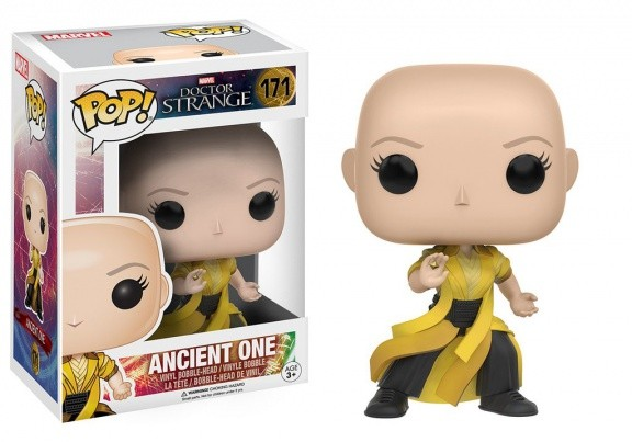 Фигурка POP! Bobble: Marvel: Doctor Strange: Ancient One 10181