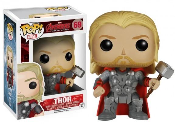 Фигурка POP! Bobble: Marvel: Avengers AOU: Thor 4780