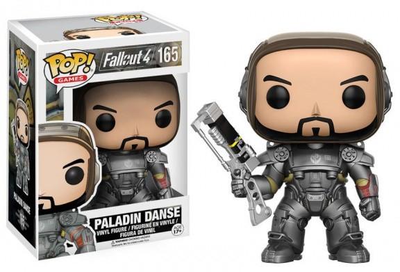 Фигурка Funko POP! Vinyl: Games: Fallout 4: Paladin Danse 12293