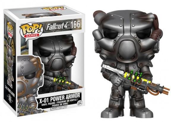 Фигурка Funko POP! Vinyl: Games: Fallout 4: X-01 Power Armor 12289