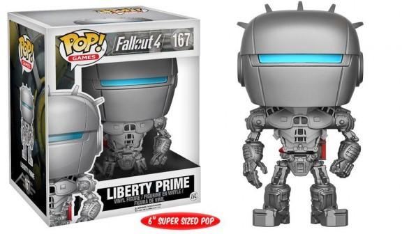 Фигурка Funko POP! Vinyl: Games: Fallout 4: 6