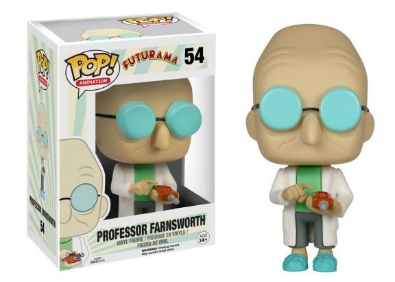 Фигурка Funko POP! Vinyl: Futurama: Professor Farnsworth 6214