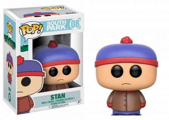 Фигурка Funko POP! Vinyl: South Park: Stan 11483