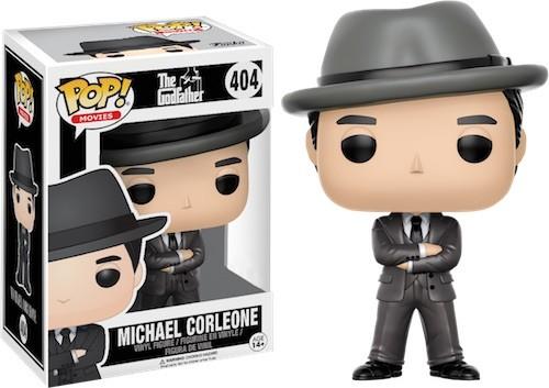 Фигурка Funko POP! Vinyl: The Godfather (Крестный Отец): Michael Corleone w/ Hat (Exc) 13528